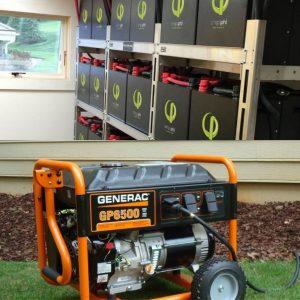 Back-Up Power & Generators